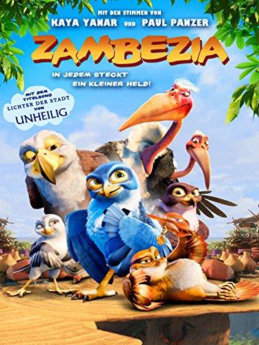 Zambezia -  In jedem steckt ein kleiner Held [dt./OV]