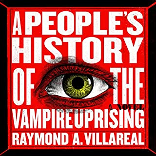 A People's History of the Vampire Uprising cover art