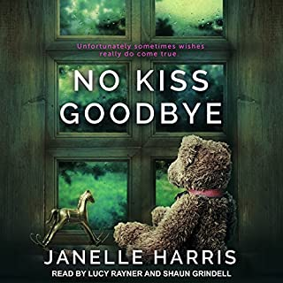 No Kiss Goodbye cover art