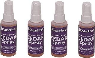Household Essentials CedarFresh 84802 Cedar Power Spray