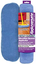 """Rejuvenate Microfiber Bonnet Applicators Fits Standard 9"""" Sponge Mop Head - Washable and Reusable Microfiber Mop Bonnets –..."""