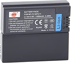 DSTE Replacement for 2X NP-FC1 Li-ion Battery Compatible Sony DSC-F77 F77A FX77 P10 P12 P2 P3 P5 P7 P8 P9 V1 Camera as NP-FC11