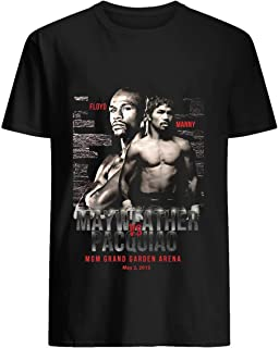 Mayweather vs Pacquiao Shirt 93 Tshirt Hoodie for Men Women Unisex