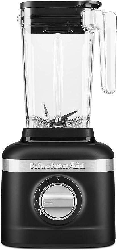 Amazon Com Kitchenaid K150 3 Speed Ice Crushing Blender Black Matte Kitchen Dining