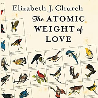 The Atomic Weight of Love cover art
