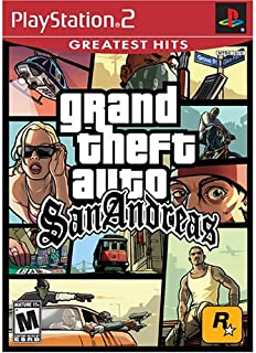 Grand Theft Auto San Andreas Greatest Hits - PlayStation 2