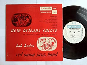 New Orleans Encore; Traditional Jazz As Played Today VINYL 10