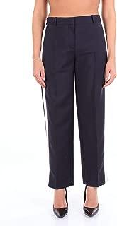 GIVENCHY Luxury Fashion Womens BW506Q10EA410 Blue Pants | Season Outlet