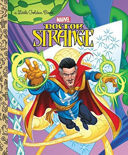 Doctor Strange Little Golden Book (Marvel: Doctor Strange)