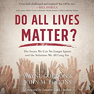 Do All Lives Matter? audiobook cover art