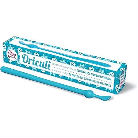 Lamazuna Bastoncillo para el oído reutilizable de bioplástico Oriculi 50 ml