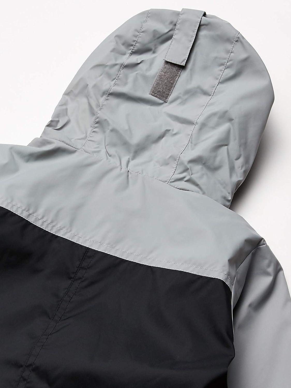 Reflective Columbia Boys Rain-Zilla Jacket Waterproof