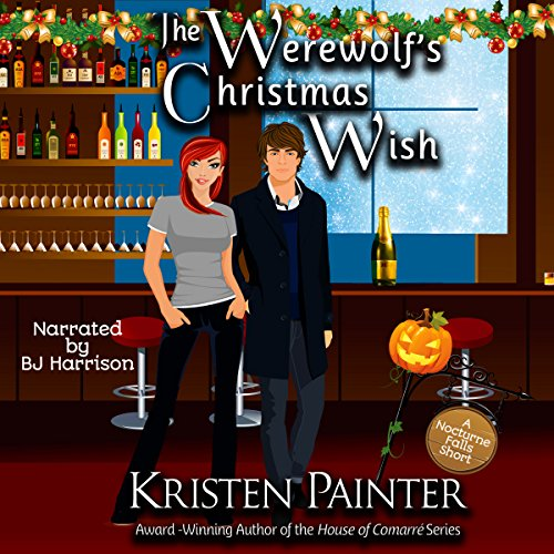 The Werewolf's Christmas Wish audiobook cover art