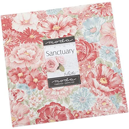 Studio 37 Fabrics Fine Spun Volume one layer cake 42-10.5 squares