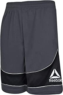 Men's Two-Toned Performance Mesh Shorts
