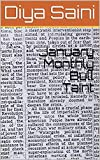 January Monthly Bull Taint