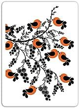 gordonstore Sticker Creature Animal Orange Birds Animals Fauna (3