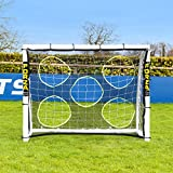 FORZA Fußballtor Torwand (Fußballtor Nicht enthalten) (1,5m x 1,2m)