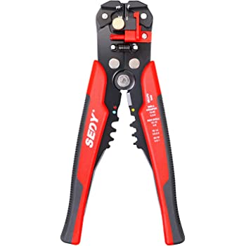 """Cable Wire Stripper Cutter Crimper Multifunctional Tool Pliers Screws Cutter 8/"""""""