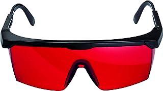 Óculos vermelhos de proteção para laser Bosch