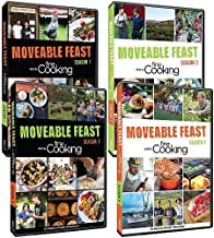 A Moveable Feast with Fine Cooking: Complete Seasons 1-4 DVD Collection