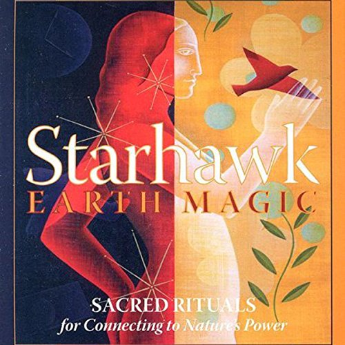 Earth Magic audiobook cover art