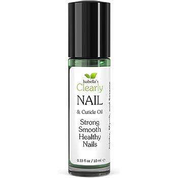 NAIL - El Mejor Tratamiento Natural para Uñas y Cutículas. Hidrata las Cutículas Secas y Trata las Uñas Quebradizas con Vitamina E, Jojoba, Tansy, Mirra y Árbol de Té Anti-Hongos: Amazon.es: Belleza