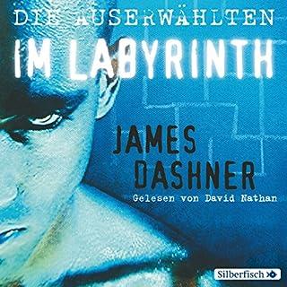 Die Auserwählten im Labyrinth     Maze Runner 1              Autor:                                                                                                                                 James Dashner                               Sprecher:                                                                                                                                 David Nathan                      Spieldauer: 7 Std. und 52 Min.     1.025 Bewertungen     Gesamt 4,4