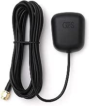 Waterproof GPS Active Antenna 28dB Gain, 3-5VDC, SMA