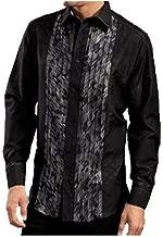 Jhane Barnes Black In Line Classic Fit Shirt