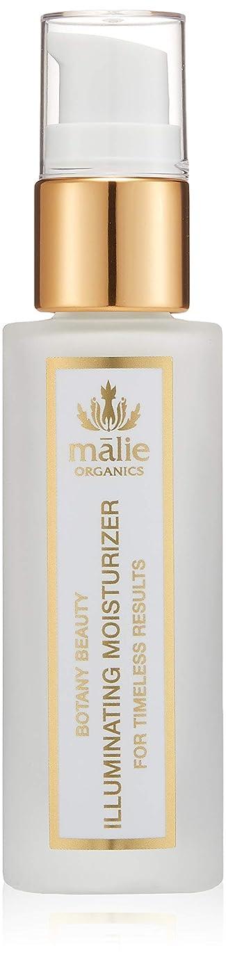 ペダル文雲Malie Organics(マリエオーガニクス) ボタニービューティ イルミネーティングモイスチャライザー 30ml