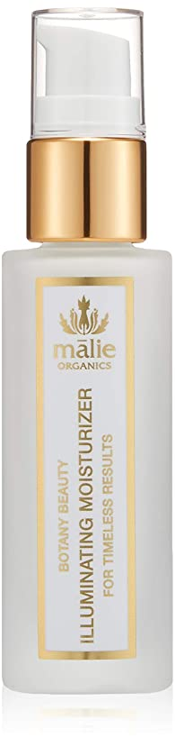 振り子耐えられる値下げMalie Organics(マリエオーガニクス) ボタニービューティ イルミネーティングモイスチャライザー 30ml