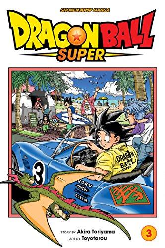 Dragon Ball Super, Vol. 3, 3: Zero Mortal Project!