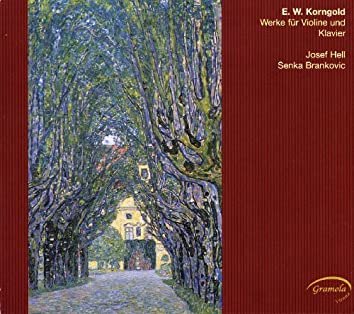 Korngold: Works for Violin and Piano