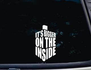 CMI177 It's Bigger on the Inside - 3 3/4