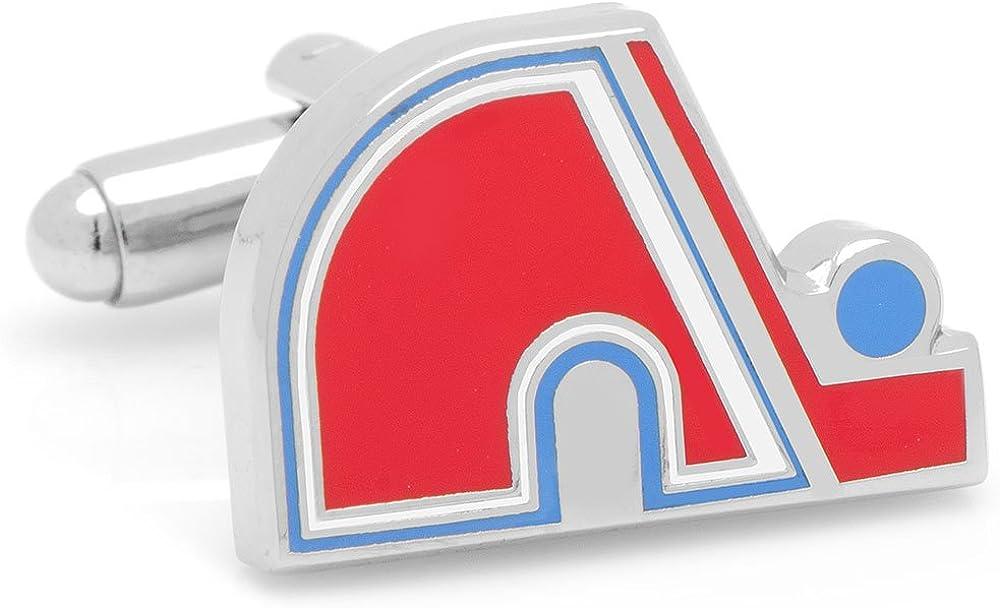 Max 51% OFF Quebec Nordiques security Cufflinks