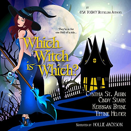 Which Witch Is Which? audiobook cover art