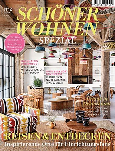 Schöner Wohnen Spezial Nr. 2/2020: Reise