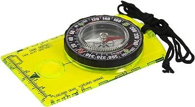 UST Hi Vis Deluxe Map Compass