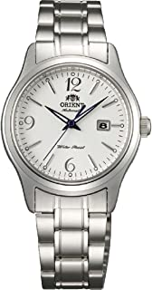 Orient Womens Automatic Watch, Analog Display and Stainless Steel Strap FNR1Q005W0