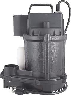 Flint Walling/Star 3SVS Cast-Iron Submersible Sump Pump 1/3hp