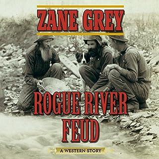 Rogue River Feud audiobook cover art