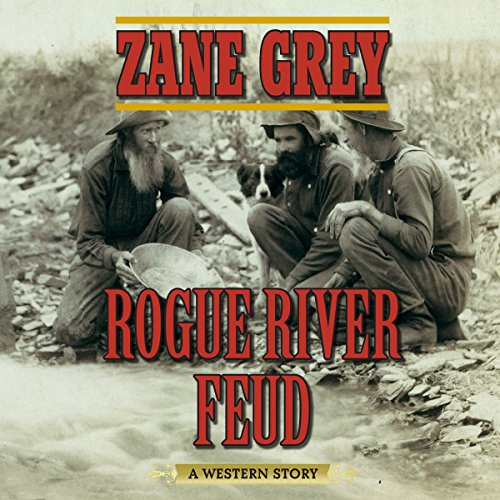 Rogue River Feud audiobook cover art