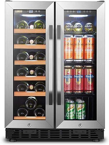 Lanbo-Wine-and-Beverage-Refrigerator