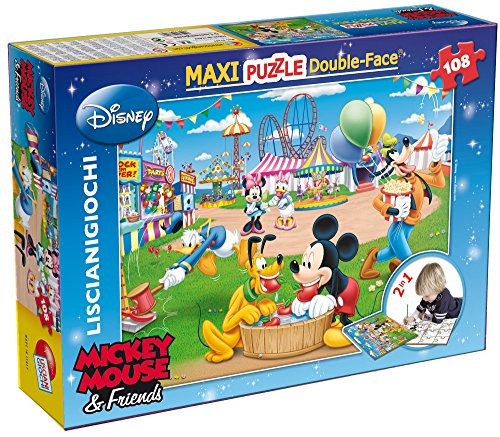 Color Baby- Mickey Mouse Puzzle 24325