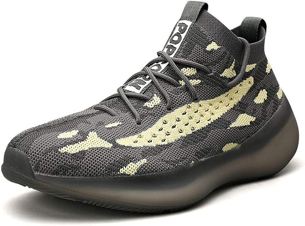 gojiang Chaussures de Sport Hommes et Femmes Chaussures de Course Respirantes Chaussures de Sport l/ég/ères de Loisirs 34EU-46EU