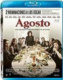 Agosto (Blu-Ray) (Import) Meryl Streep; Julia Roberts; Ewan Mcgregor; Chris