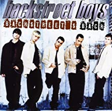 Backstreet's Back by BACKSTREET BOYS (2003-09-01)