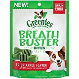 Greenies Breath Buster Bites Crisp Apple (2.5 oz)