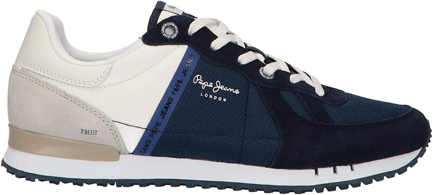 Pepe Jeans Men's Tinker Zero Seal Trainers